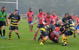 Les matchs du we s15 2018 u s saint florent rugby for Interieur sport rugby